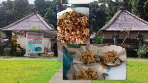 Tipat cantok khas Bali