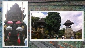 Pura Desa Bale Agung dan Kulkul Desa