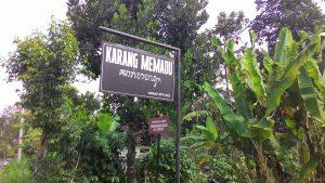 Karang Memadu Desa Penglipuran