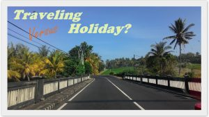 Traveling Vs Holiday