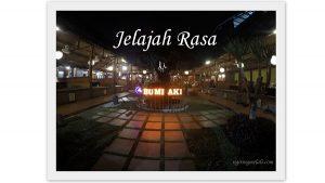 Restoran Bumi Aki Bogor