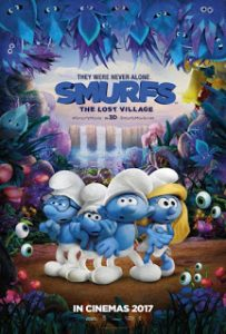 Smurfs The Lost Village ( 2017 )