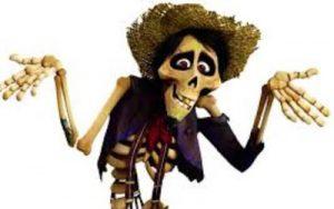 Hector, salah satu karakter dalm film Coco