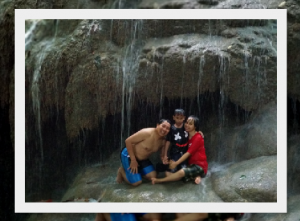 Air terjun Moramo