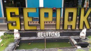 Batik Sepiak Belitung