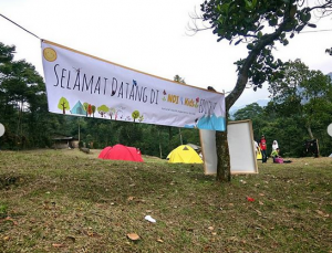 Camping Ground Curug Seribu